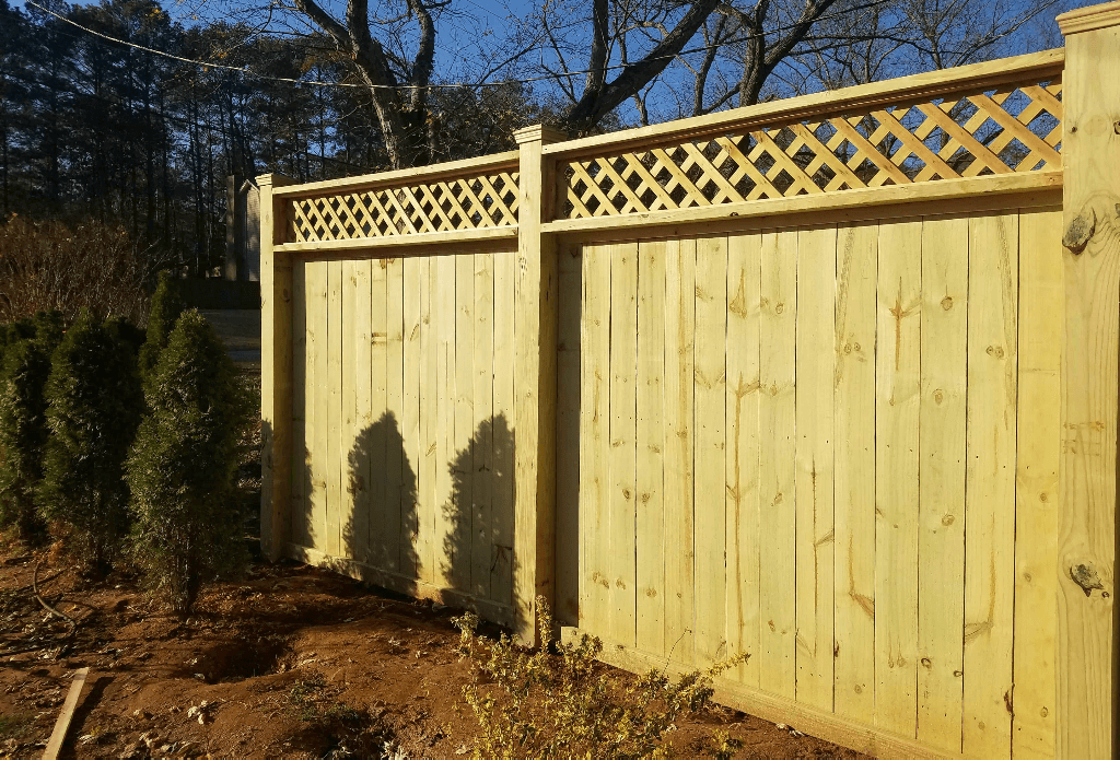 Same Day Fence Residential And Commercial Fence Service