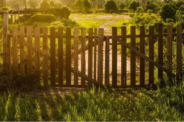 how wooden fences add value to your home
